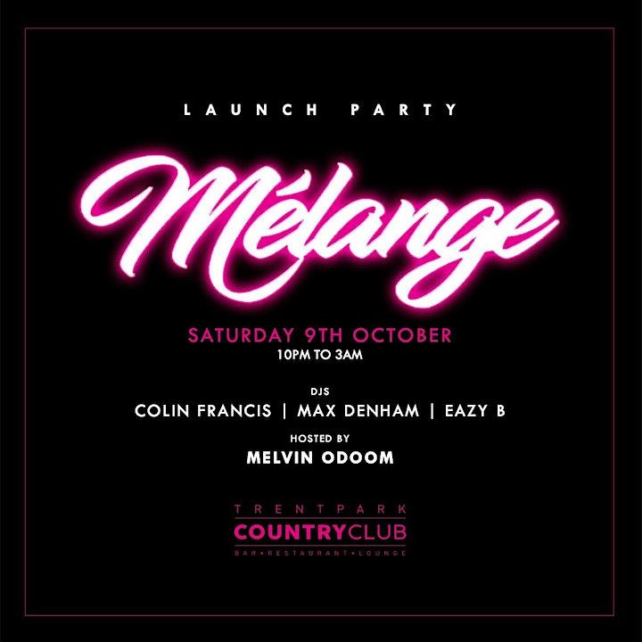 Melange Launch Party image