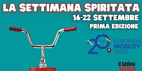 """""""Ma dove vai bellezza in bicicletta!""""  Scorci insoliti della bella Pavia biglietti"""