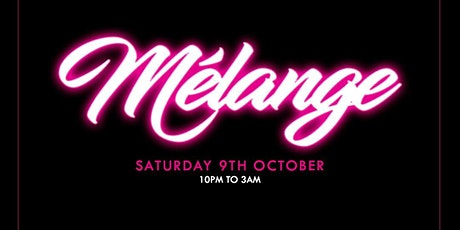 Melange Launch Party tickets