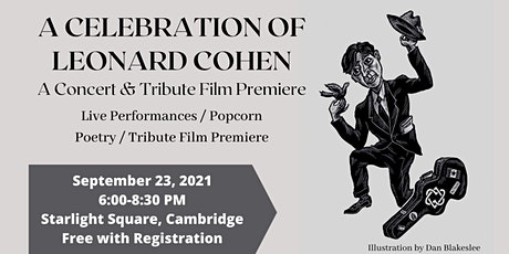 A Celebration of Leonard Cohen: A Concert & Film Premiere tickets