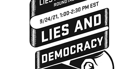 Lies and Democracy tickets