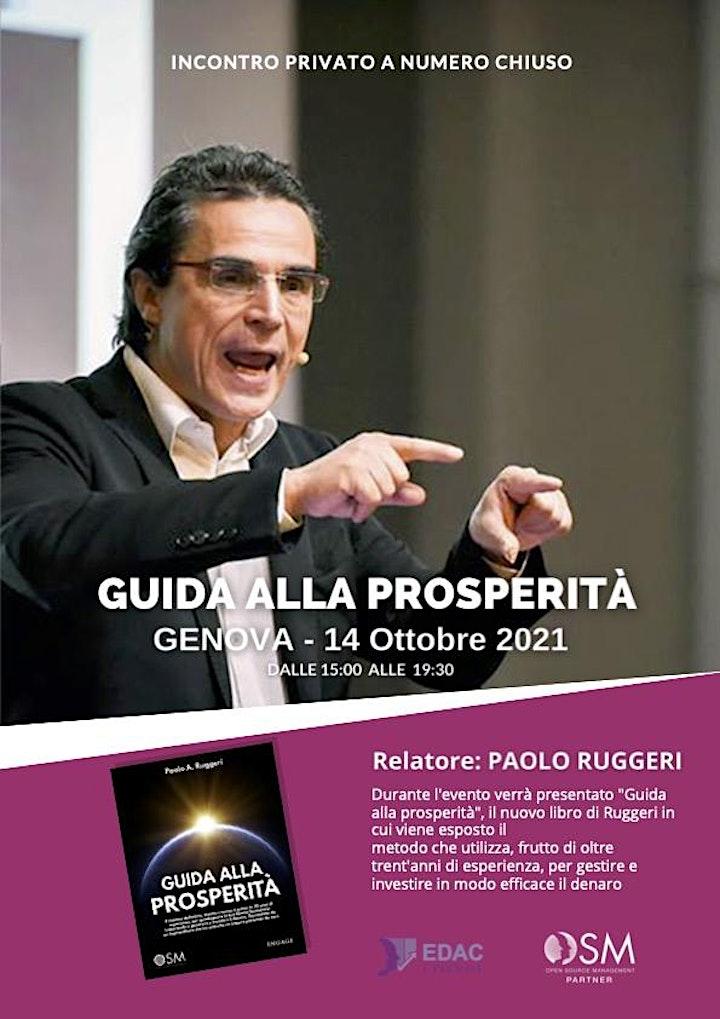 Immagine Guida alla prosperità - Paolo Ruggeri