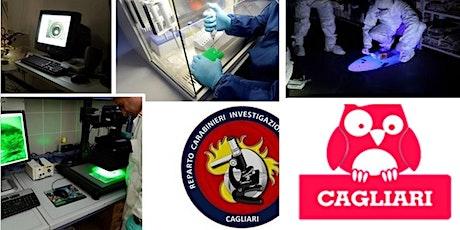 La scena del crimine, le investigazioni biologiche e le attività del RIS biglietti