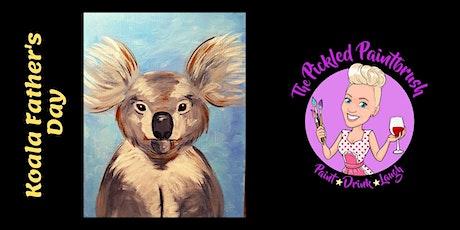 Painting Class - Koala - September 26, 2021 tickets