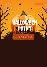 Halloween Paint Party tickets