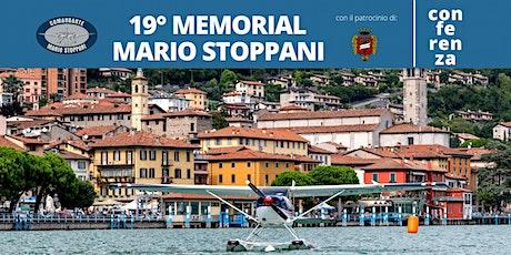 Memorial Stoppani 2021 - Conferenza biglietti