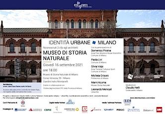 Identità Urbane - Il Museo Civico di Storia Naturale biglietti