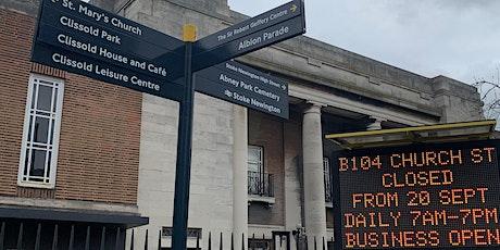 Church St Low-Traffic Neighbourhood scheme - Time for a public debate tickets