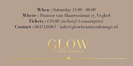 Opening Glow Beauty & Lounge tickets