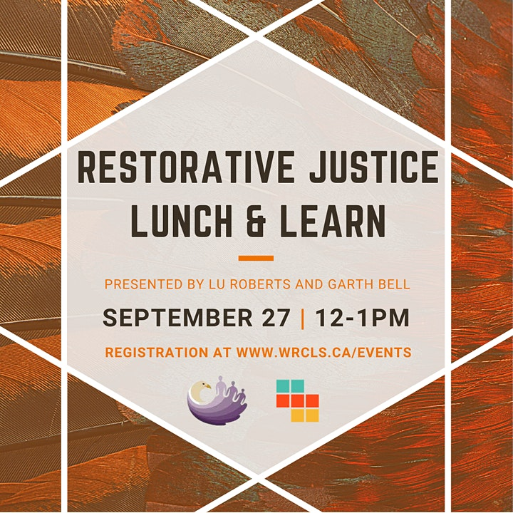 Restorative Justice Lunch & Learn image
