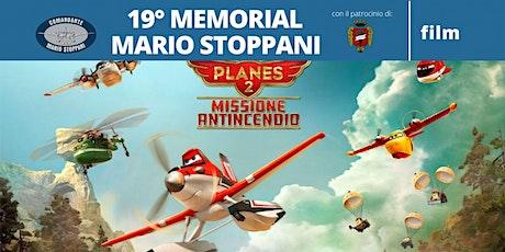 Memorial Stoppani 2021 - film Planes 2 biglietti