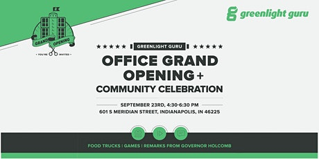 Greenlight Guru Grand Opening Celebration tickets