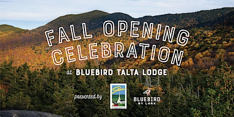 Fall Opening Celebration tickets