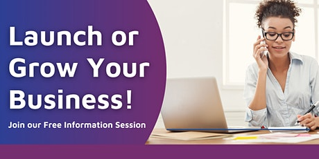 Business Planning Course Information Session tickets