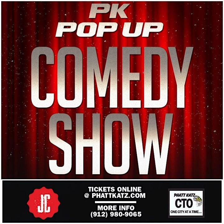 Pop Up Comedy Show image