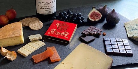 Live Cheese & Chocolate Tasting with Willie's Cacao & Neal's Yard Dairy tickets