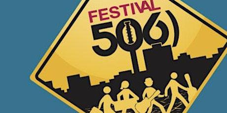 Festival 506 - Track of Rock, BAIE et Matt Boudreau tickets