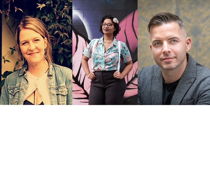 Kildare Readers' Festival: Una Mannion and Jamie O'Connell image