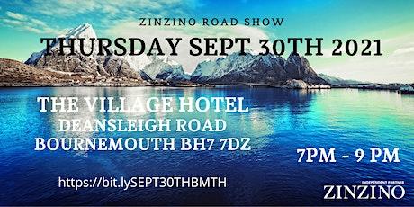 Zinzino Road Show - Bournemouth tickets