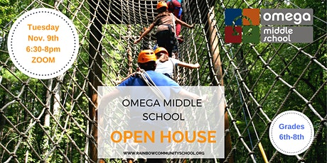 Omega Middle School Open House tickets