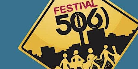 Festival 506 - Famille LeBlanc, Firefly et Émilie Landry tickets