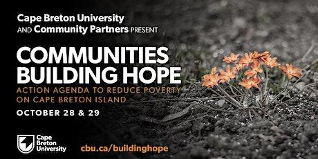 Communities Building Hope tickets