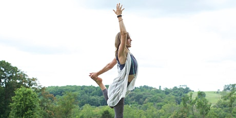 SATURDAY A.M. MIXED LEVEL YOGA in MANOR MILL ART GALLERY  **5-CLASS PASS** tickets