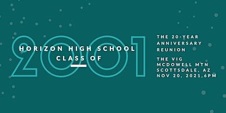 Horizon High School 20-Year Class Reunion tickets