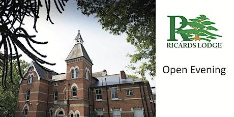 Ricards Lodge High School - Open Evening tickets