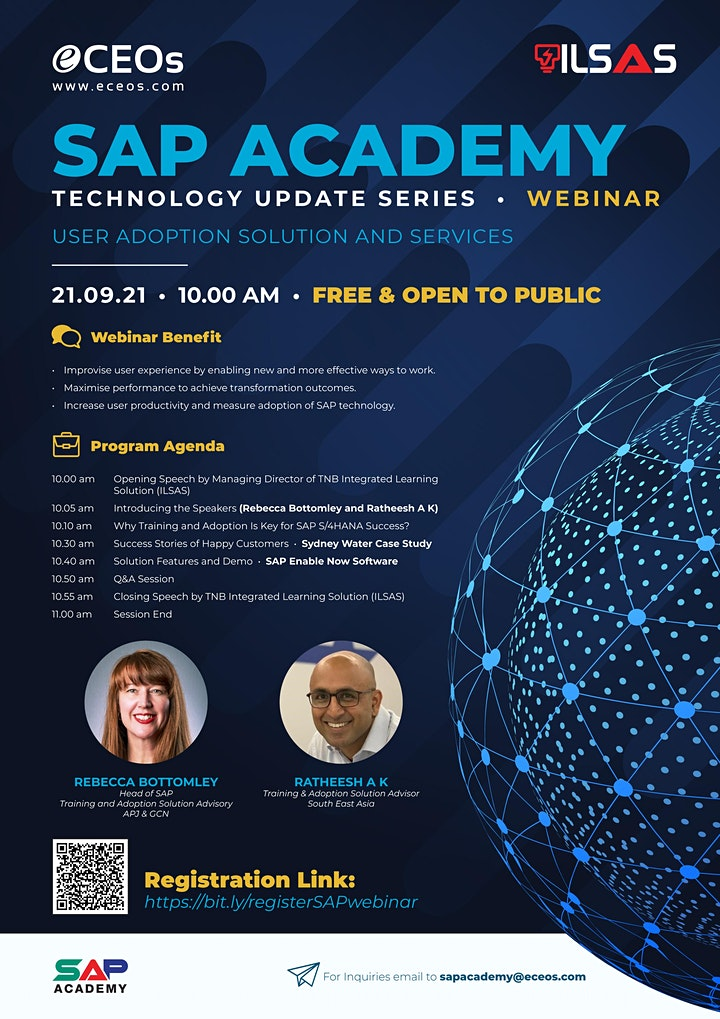 SAP Academy Technology Update Series image