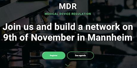 MDR - Medical Device Regulation Day Tickets