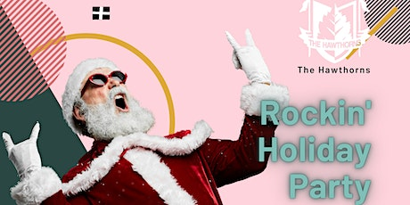 Copy of Rockin' Holiday Party tickets
