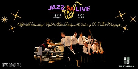 Official Jazz'SAlive Saturday Night Rooftop After Party tickets