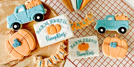 Fall Cookie Decorating Workshop tickets