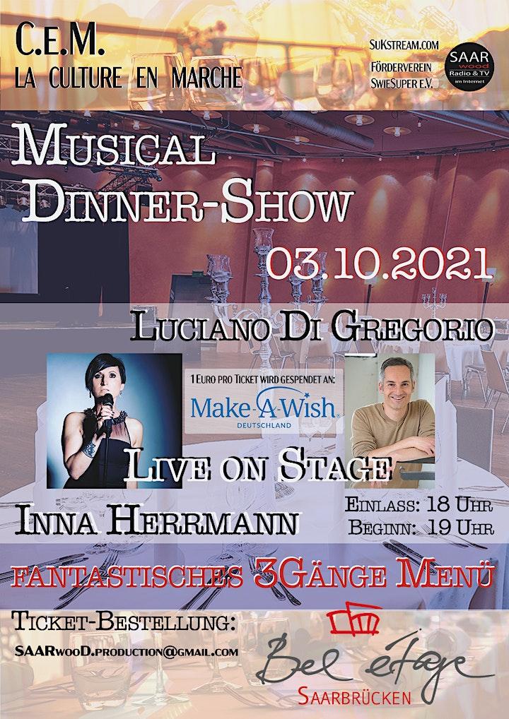 Musical-Dinner-Show: Bild