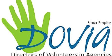 2021 Sioux Empire DOVIA Annual Volunteer Coordinators Conference tickets
