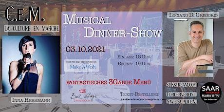 Musical-Dinner-Show Tickets