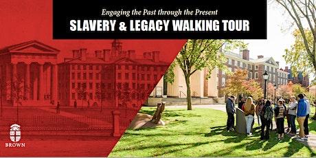 CSSJ Slavery & Legacy Walking Tour tickets