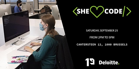 She Loves To Code #22 tickets