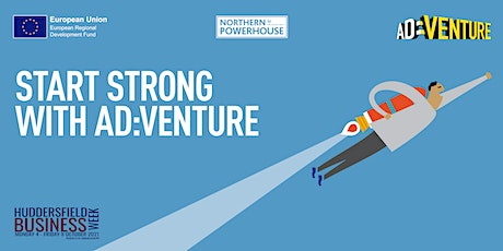 START STRONG with AD:VENTURE tickets