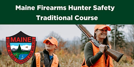 Firearms Hunter Safety Class-   Traditional - Glenburn tickets