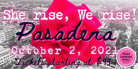 She rise, We rise! Women's Empowerment Conference tickets