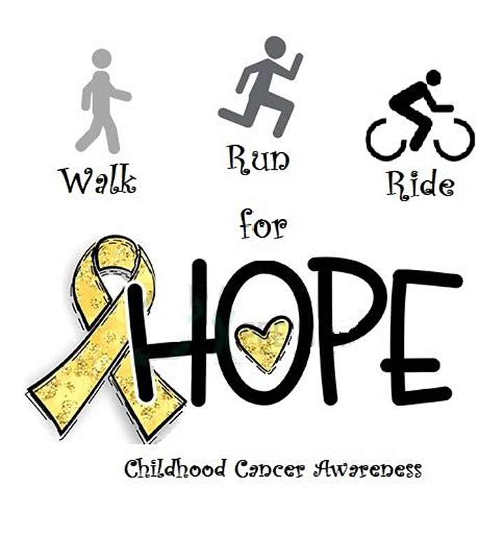 Ceci's HOPE For Childhood Cancer Awareness image