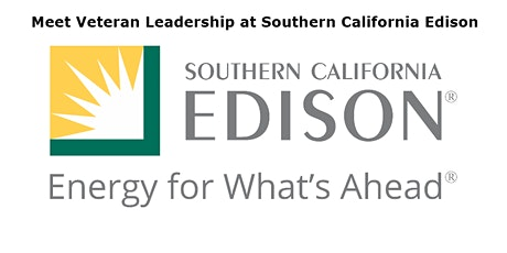 Veteran Leadership  Southern California Edison LIVESTREAM 09-17-2021 11-2pm tickets