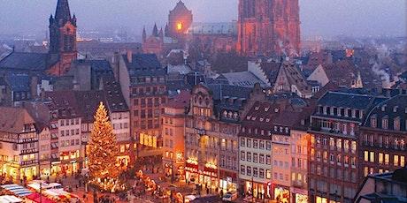 Marché de Noel à Strasbourg & Colmar 2021 - 18-19 décembre billets
