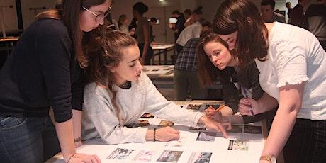 Atelier La Fresque du Climat enfant et adulte à Rouen à la Friche Lucien billets