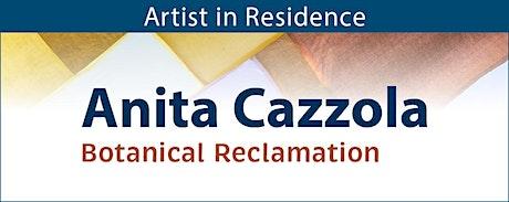 Culture Days Artist Talk with Anita Cazzola tickets