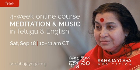 Meditation And Music tickets