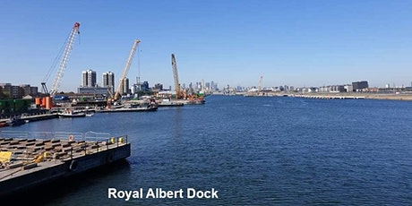 Greenwich to Royal Docks  -  Healthy Cycle Ride tickets