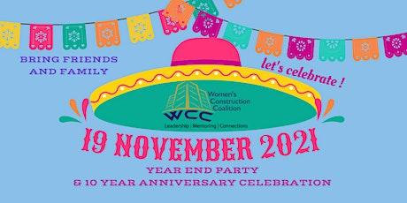 WCC's 10 Year Anniversary Celebration tickets